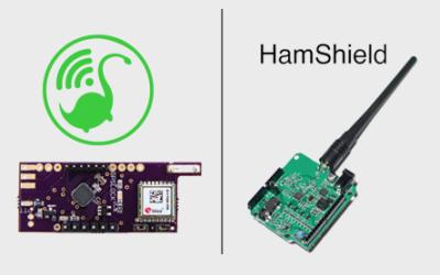 Tracksoar HamShield Partnership